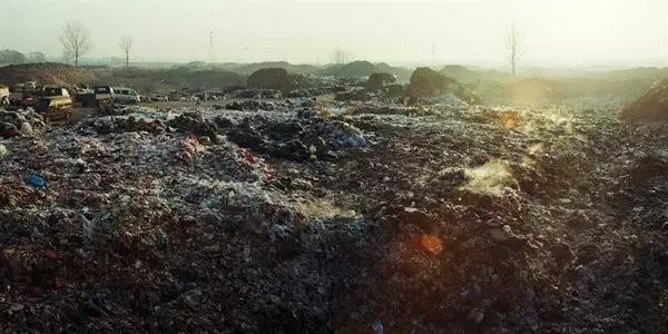 中国---世界垃圾工厂