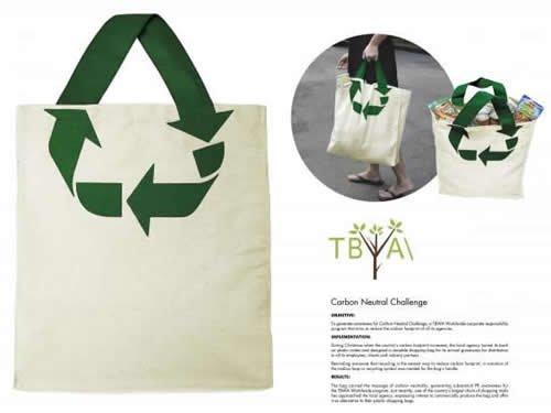 环保帆布袋设计稿