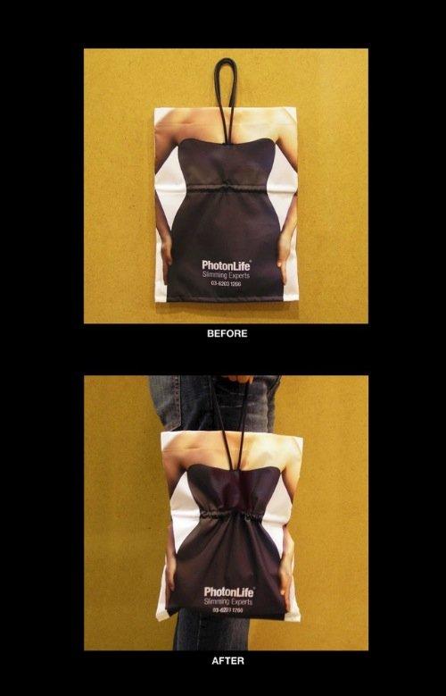创意帆布袋