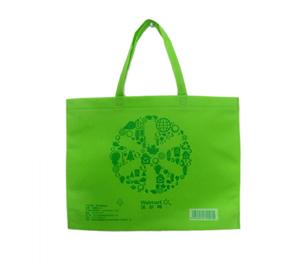 雄纬经典案例---沃尔玛环购物袋