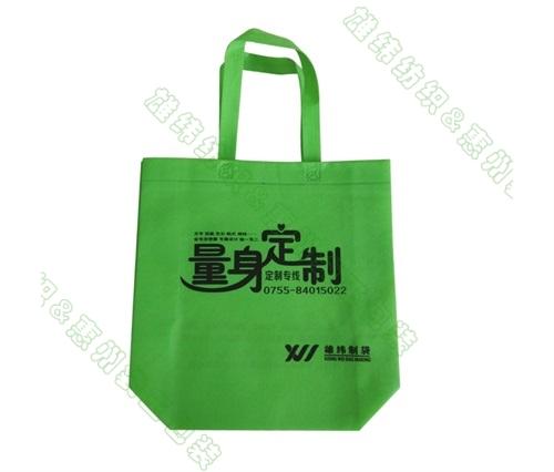 塑料购物袋早已不适合做购物袋,改用无纺布购物袋吧